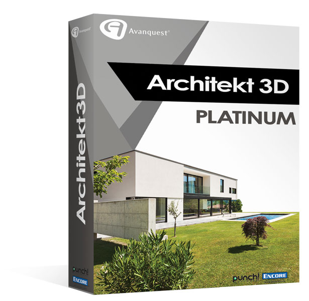 Architekt 3D 2017 X9 Platinum