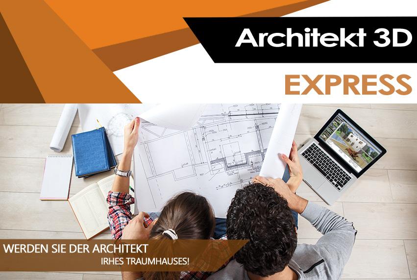 architekt 3d 2017 x9 express f r windows
