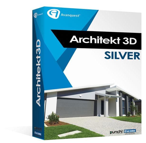 Architekt 3D 2017 X9 Silver