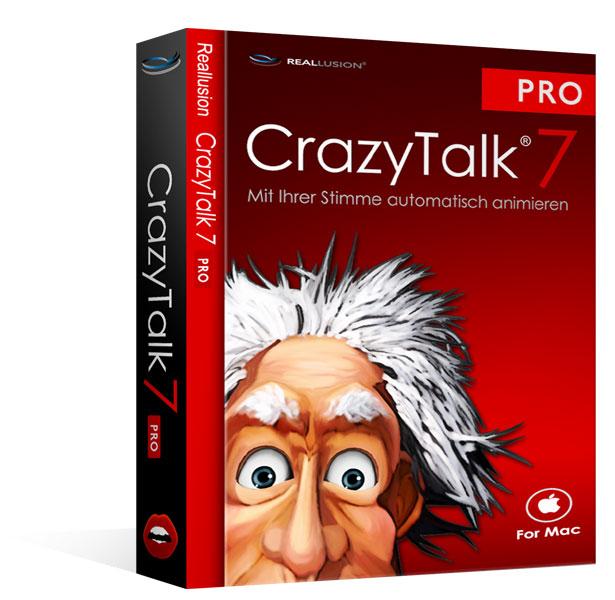 CrazyTalk 7 Pro für Mac®