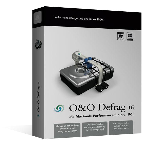 O&O Defrag 16 Professional