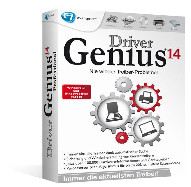 Driver Genius 14