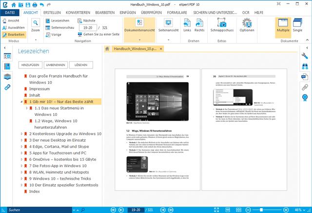 PDF-Dateien erstellen und konvertieren!