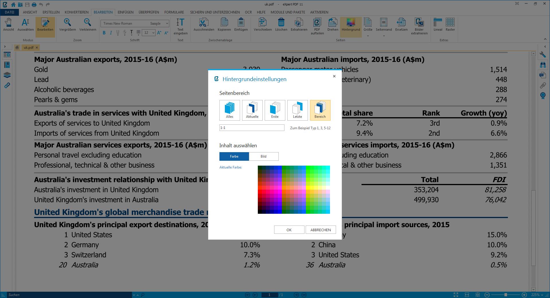 Der professionelle PDF-Manager - zum Konvertieren, Erstellen &Editieren von PDFs