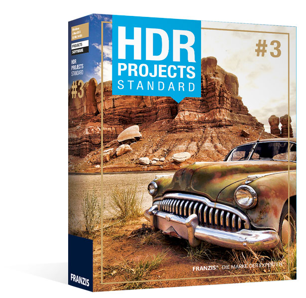HDR projects standard 3 für Mac