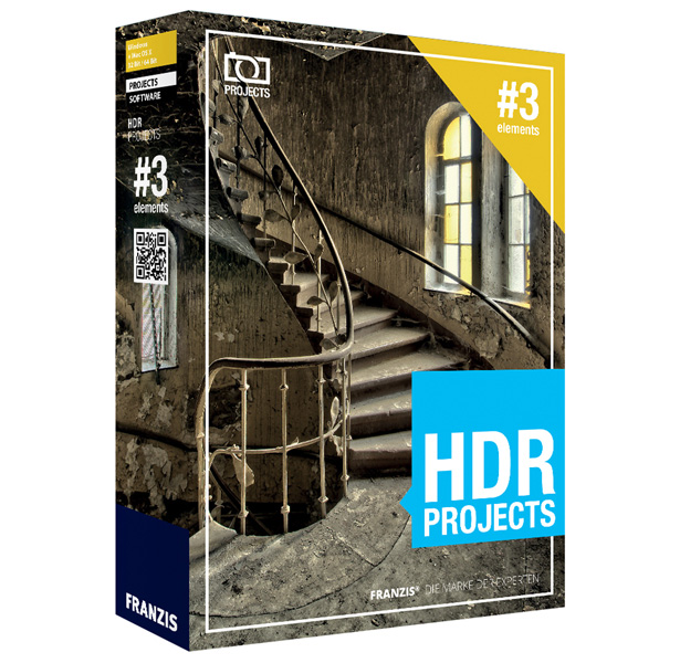 HDR projects elements 3 für Mac