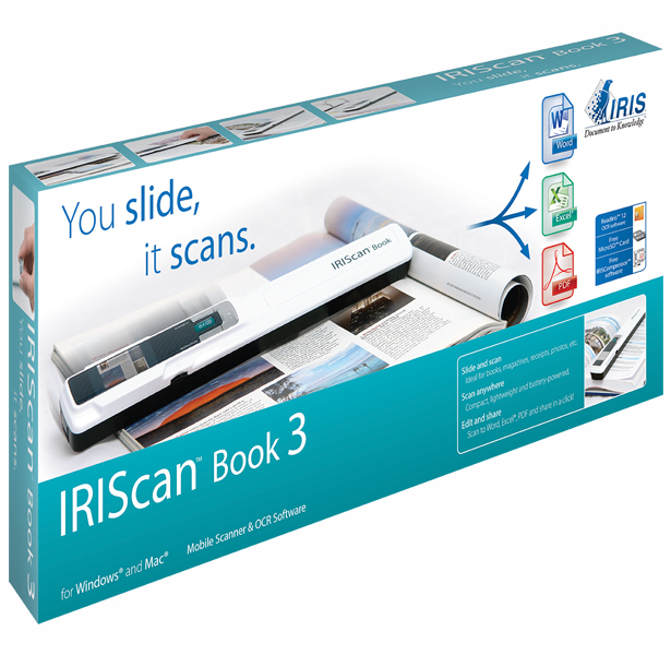 IRIScan Book 3 Executive