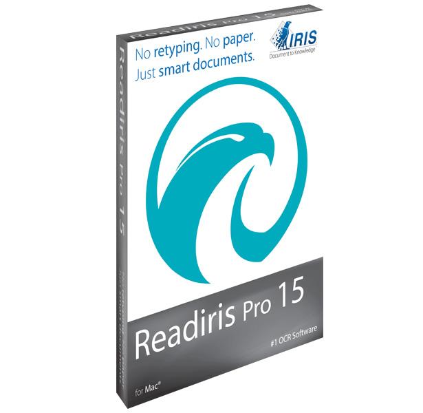 Readiris™ Pro 15 für Mac