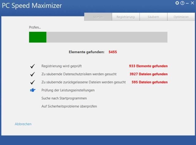 Beschleunigen & optimieren Sie Ihre PC-Leistung – mit wenigen Klicks