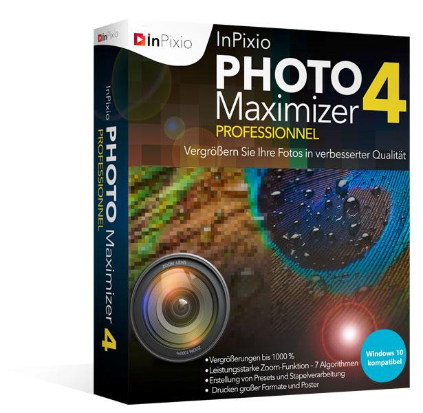 InPixio Photo Maximizer 4 Professional