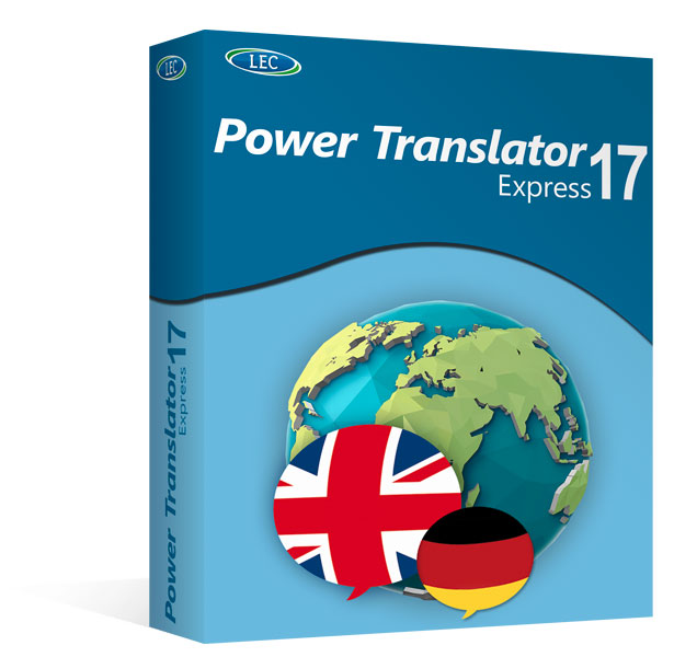 Power Translator 17 Express Deutsch-Englisch