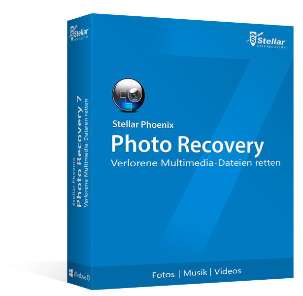Photo Recovery 7 für Windows®