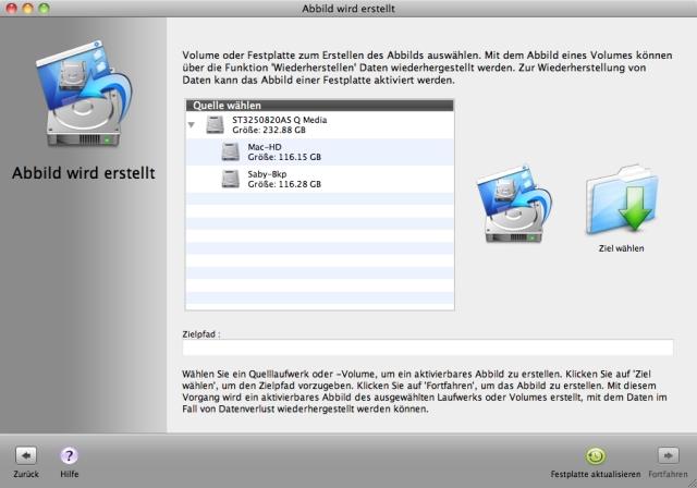 Das umfassende Festplatten-Klonprogramm für Mac-Nutzer