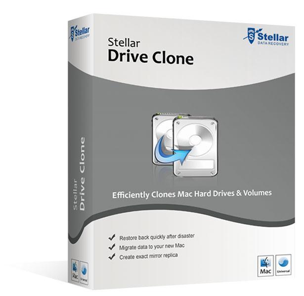 Stellar Phoenix Drive Clone für Mac