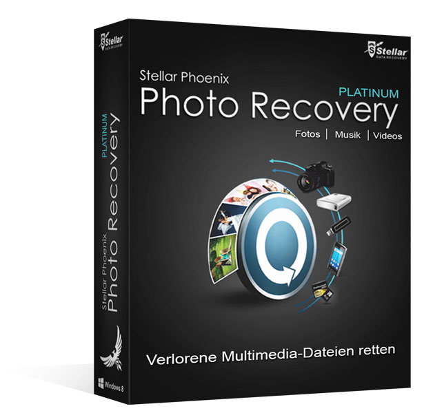 Photo Recovery 6 Platinum für Mac® - Upgrade