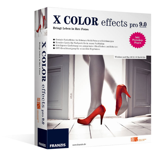 X Color Effects Pro 9