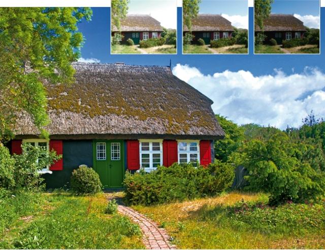 Brillante Farben & surreale Effekte</br>- faszinierende HDR-Bilder schon aus nur 1 Foto!