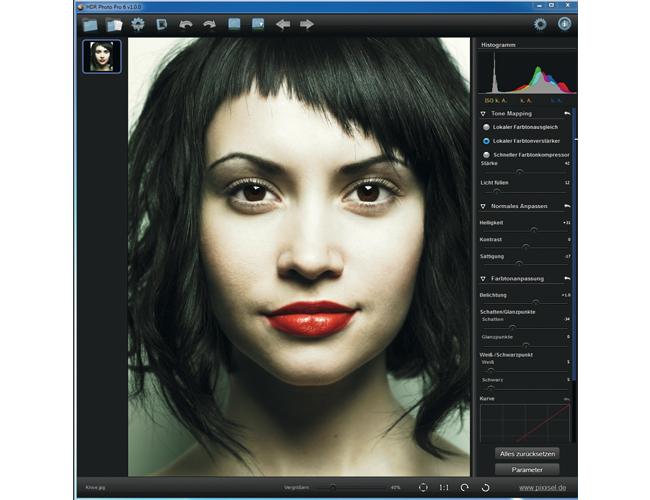 Der neue Maßstab für faszinierende und professionelle HDR-Fotos
