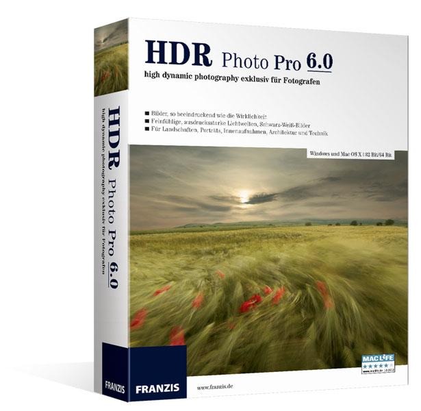 HDR PhotoPro 6.0 für Mac