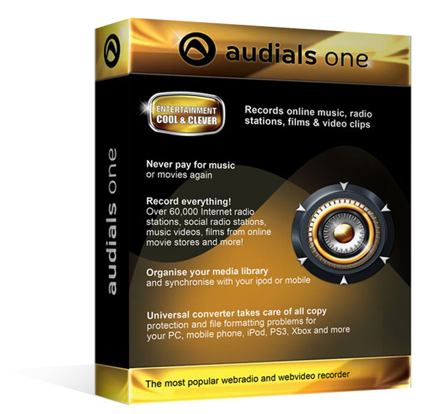 Audials One 10