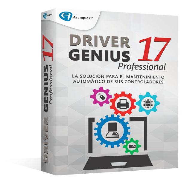 Driver Genius 17 Professional