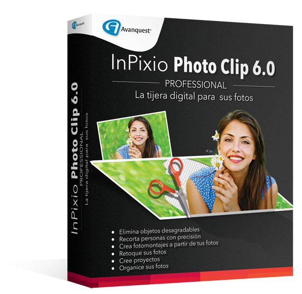 InPixio Photo Clip 6.0 Professional - Upsell