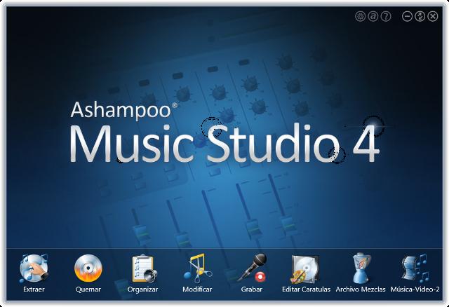 Su vida, su música, su Music Studio!