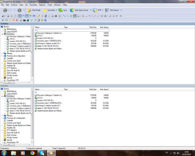 El programa de administración de archivos definitivo para Windows