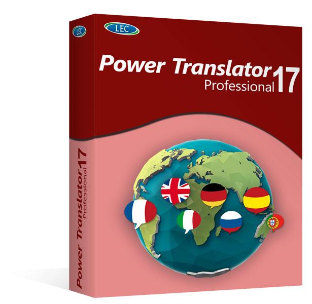 Power Translator 17 Professional