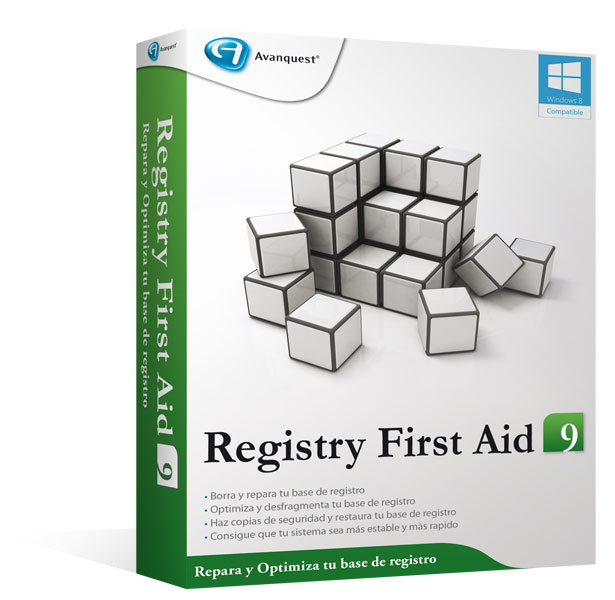 Registry First Aid 9 - Actualización