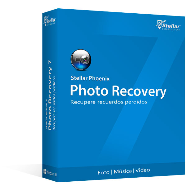 Stellar Phoenix Photo Recovery 7 para Windows