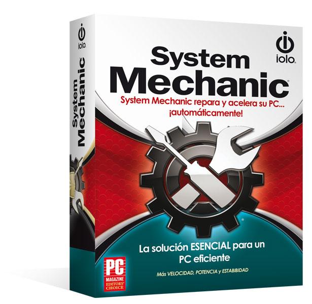 System Mechanic 15.5