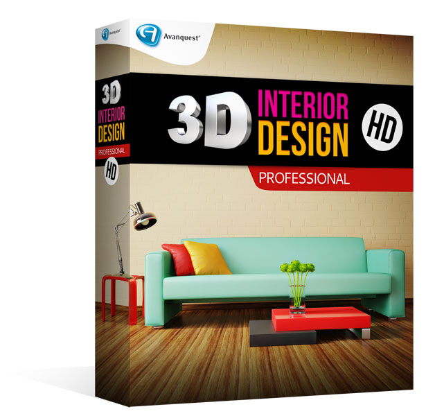 3D Interior Design HD Pro