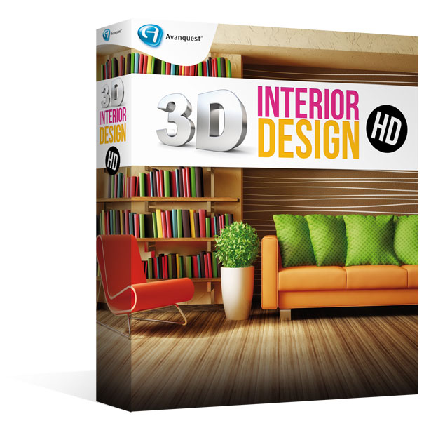 3D Interior Design HD