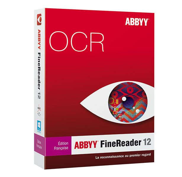 ABBYY FineReader12 Edition Française