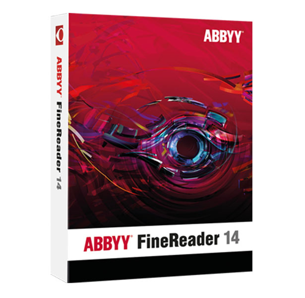 ABBYY FineReader 14 Standard Edition