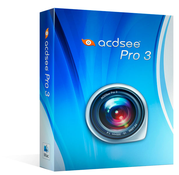 ACDSee Pro 3 - Mac Edition