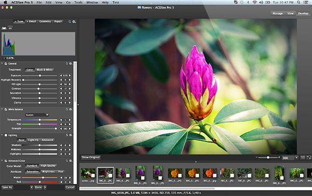 Le flux de travail photographique toujours plus rapide sur Mac !