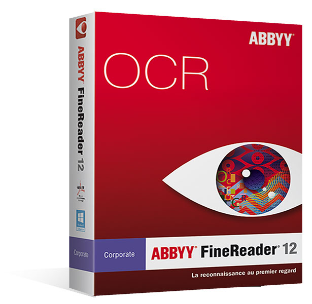 ABBYY FineReader 12 Corporate Edition - 3 licences flottantes