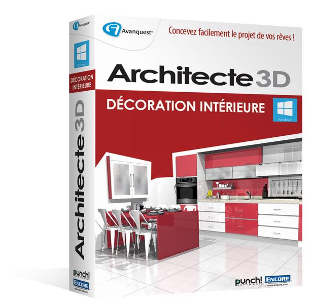 Architecte 3d d co int rieure 2015 visualisez et for Architecte 3d avis