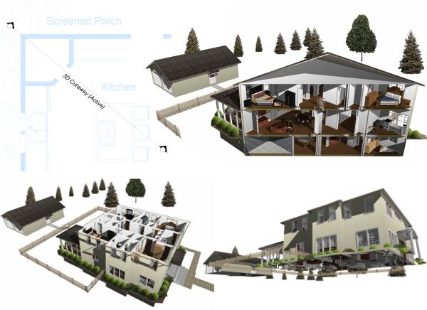 architecte 3d ultimate 2017 le logiciel ultime d 39 architecture 3d pour concevoir votre maison. Black Bedroom Furniture Sets. Home Design Ideas