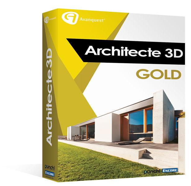 Architecte 3D Gold 2017 (V19)