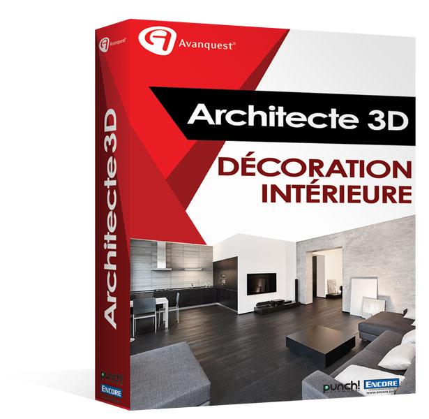 Architecte 3d d co int rieure 2017 visualisez et for Architecte 3d 19 ultimate
