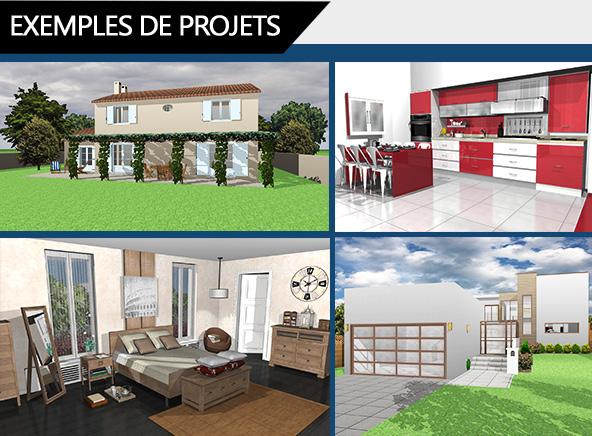 perfect free universel architecte d est compatible avec les logiciels de conception d les plus. Black Bedroom Furniture Sets. Home Design Ideas