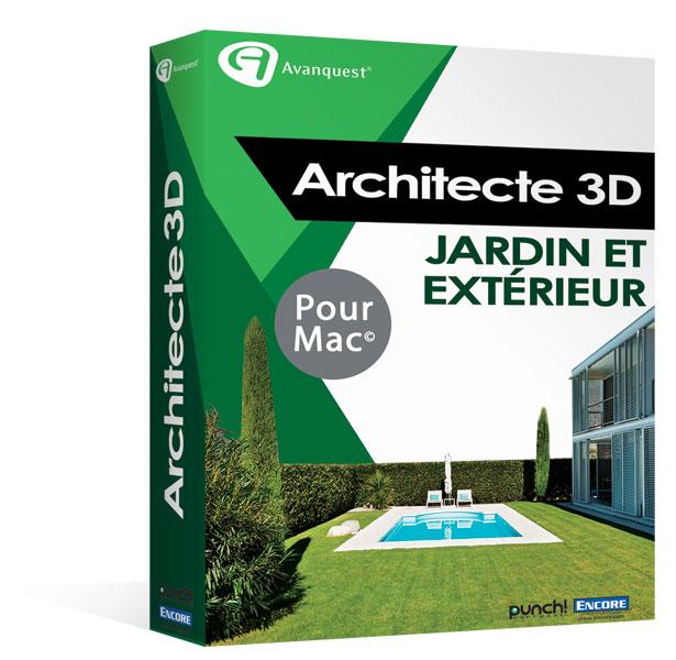 architecte 3d jardin et ext rieur 2017 mac planifiez