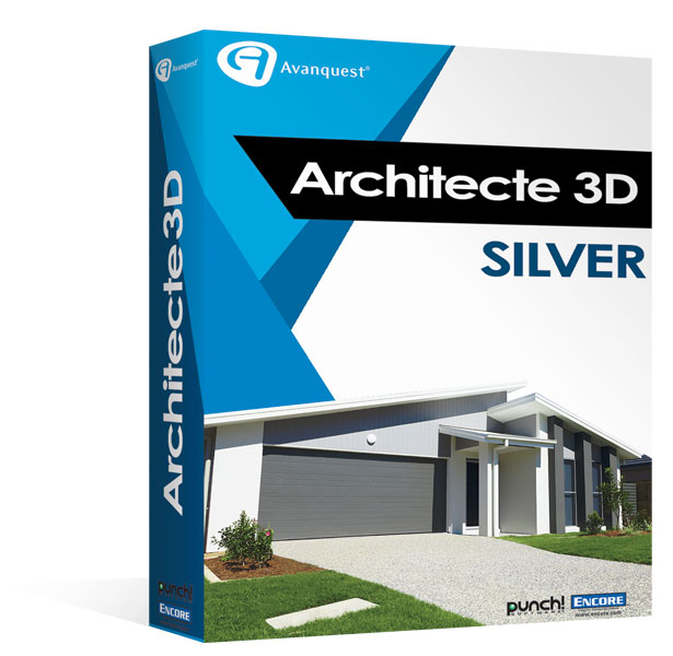 Architecte 3D Silver 2017 (V19)