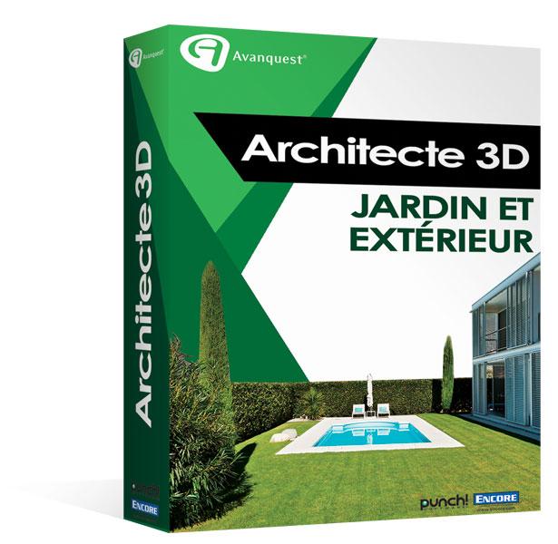 Architecte 3D Jardin et Extérieur 2017 (V19)