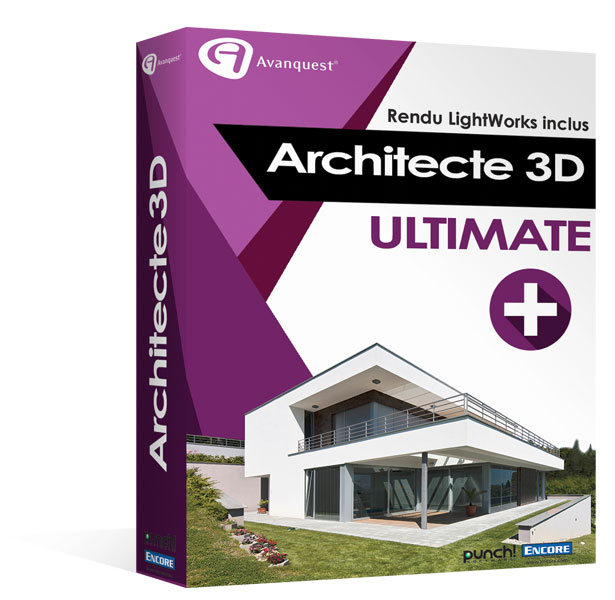 Architecte 3d ultimate 2017 le logiciel ultime d for Ou acheter architecte 3d