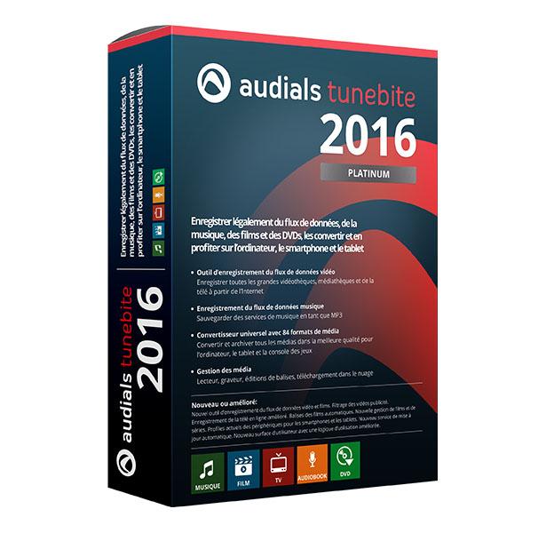 Audials Tunebite2016 Platinum