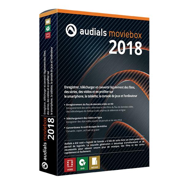 Audials Moviebox 2018